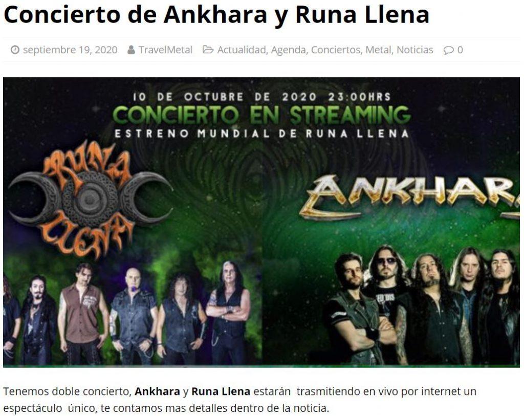 Runa Llena October 10