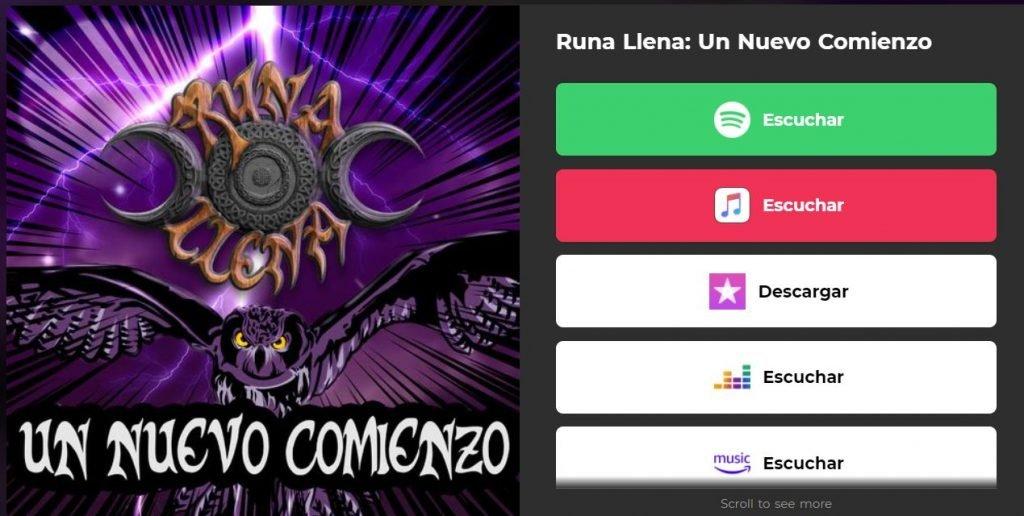 Runa Llena Official Streaming